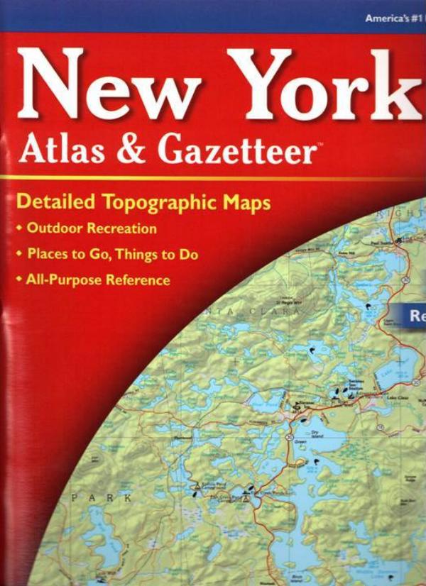 State Atlas Gazetteer Old Forge