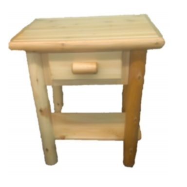 White Cedar End Tables