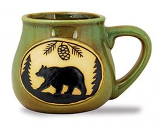 Bean Pot Bear Mug Old Forge Hardware Old Forge Hardware