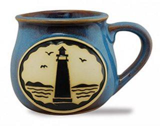 Bean Pot Lighthouse Mug Old Forge Hardware Old Forge